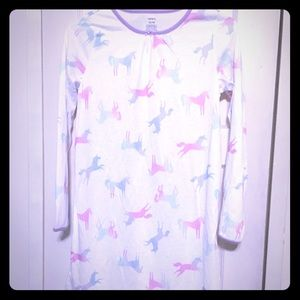 5 for $25 Carters Unicorn Night Gown